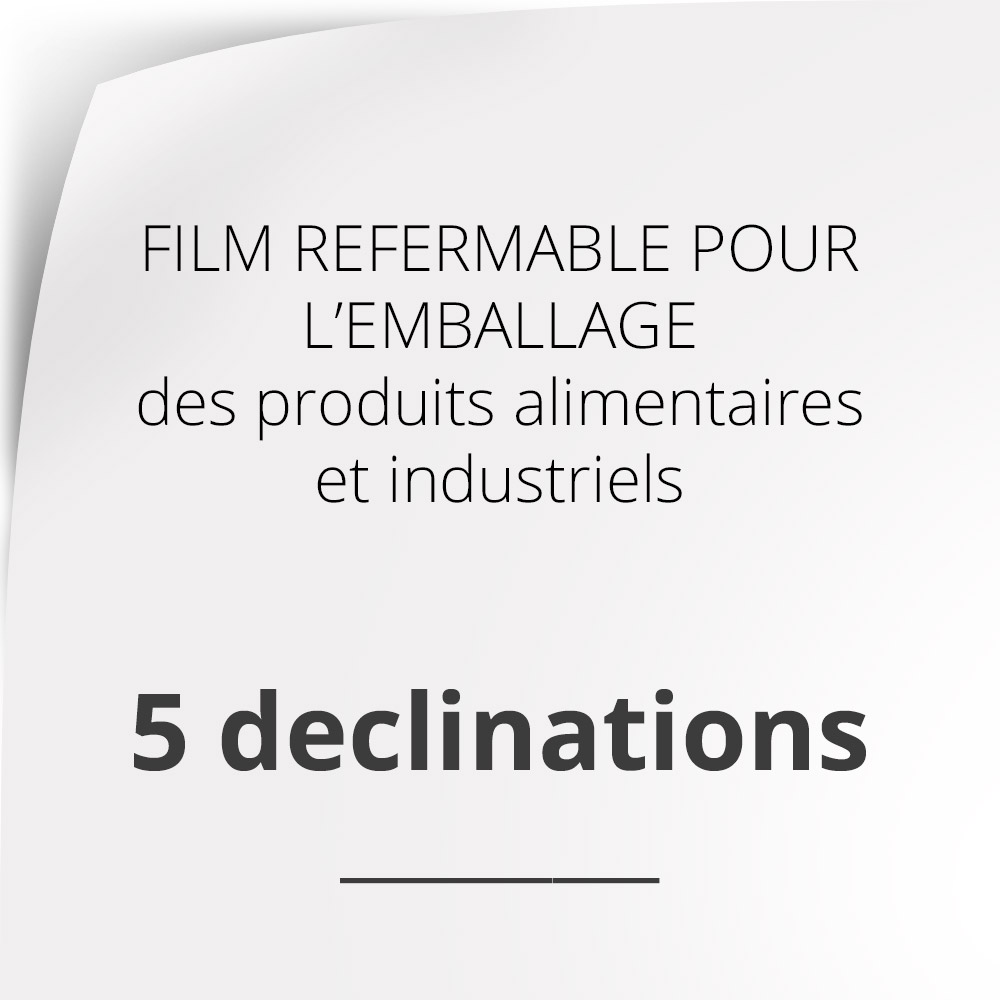 film refermable