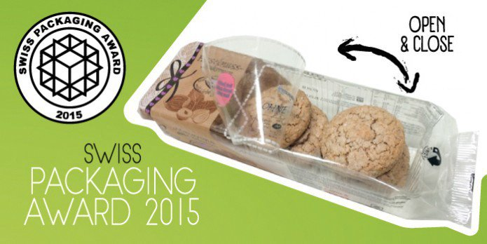 Swiss Packaging Award 2015